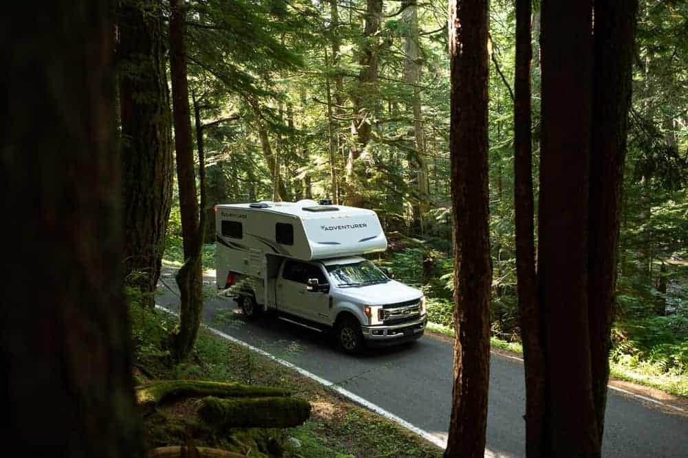 Truck Campers The Best Rigs For Outdoor Adventure In 2019