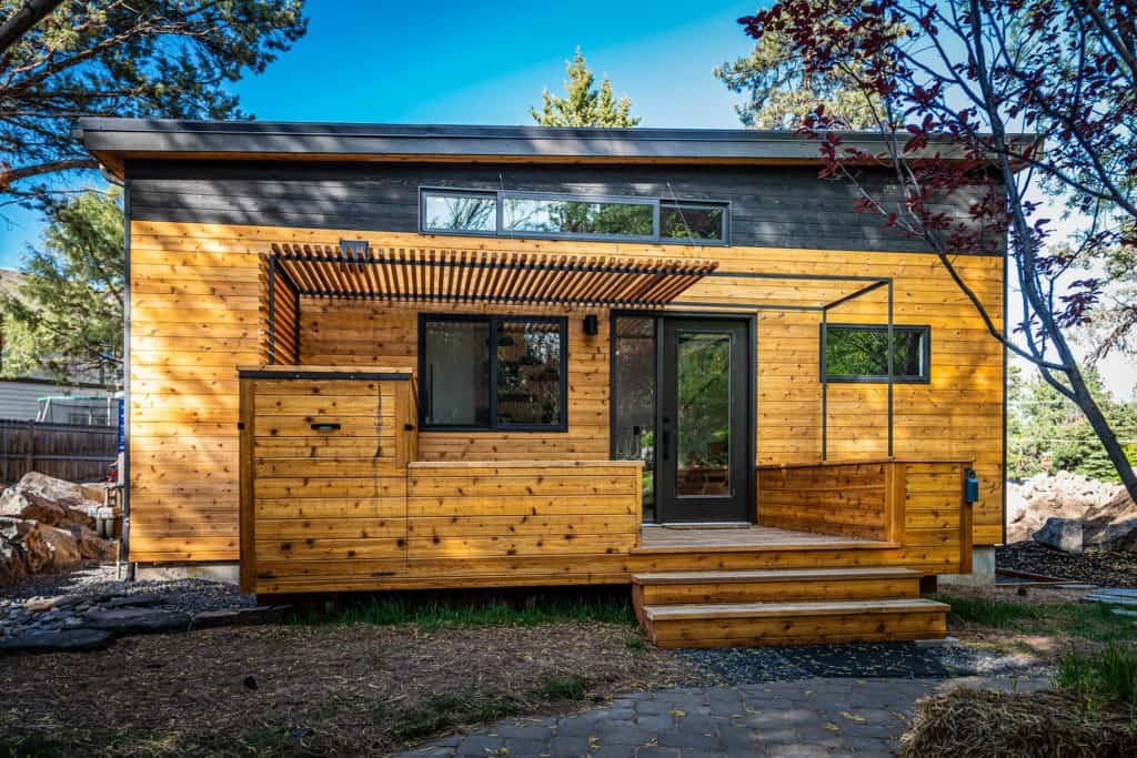 Hiatus Home prefab collaboration smart tiny home