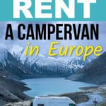 How to rent a campervan in Europe