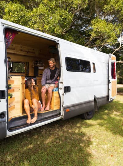 The best induction stove for a van