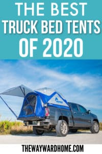 THE BEST TRUCK BED TENTS