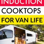 the best induction cooktops for van life