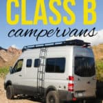 The best class B campervas