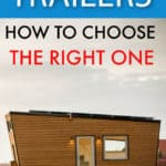 HOW TO CHOOSE THE BEST TINY HOUSE TRAILER