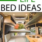7 campervan bed ideas