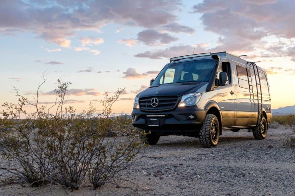 9 Rad Sprinter Van Conversion Companies with Gorgeous Builds