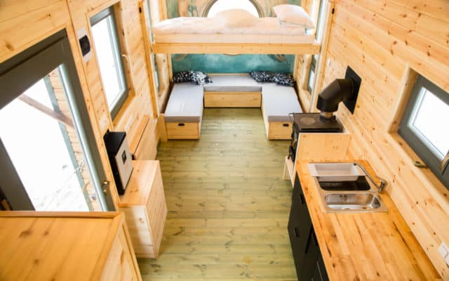Tiny house furniture ideas for a cozy space in 2020