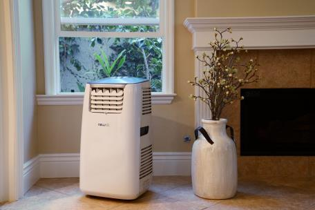 Newair Portable AC and heater, one of the best appliances for tiny homes