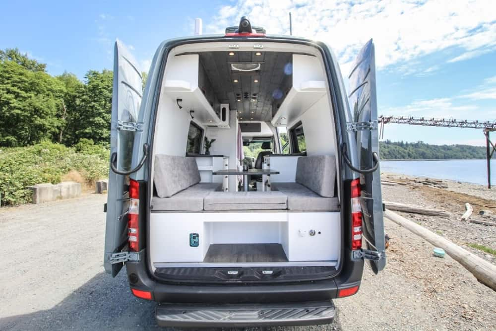 Sprinter Van Conversion: The Ultimate Guide to a Sprinter for Van Life