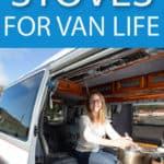 best campervan stoves for van life