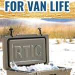 the 5 best coolers for van life