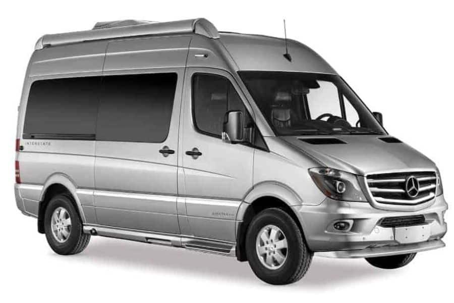 Best campervans with bathrooms #4: Airstream Interstate 19