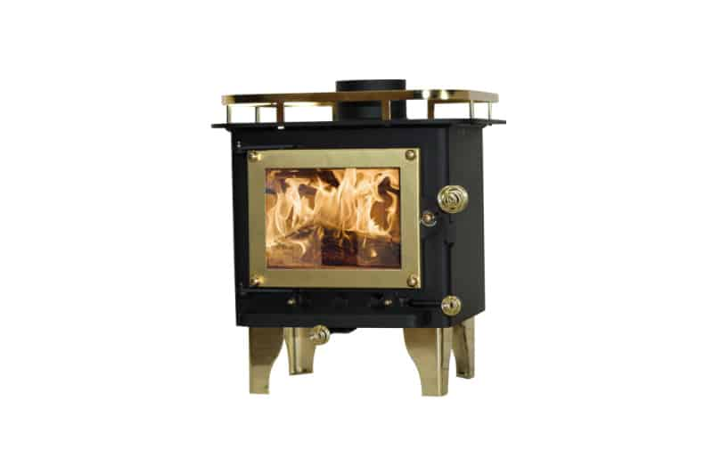 Cubic Mini RV Wood Stove