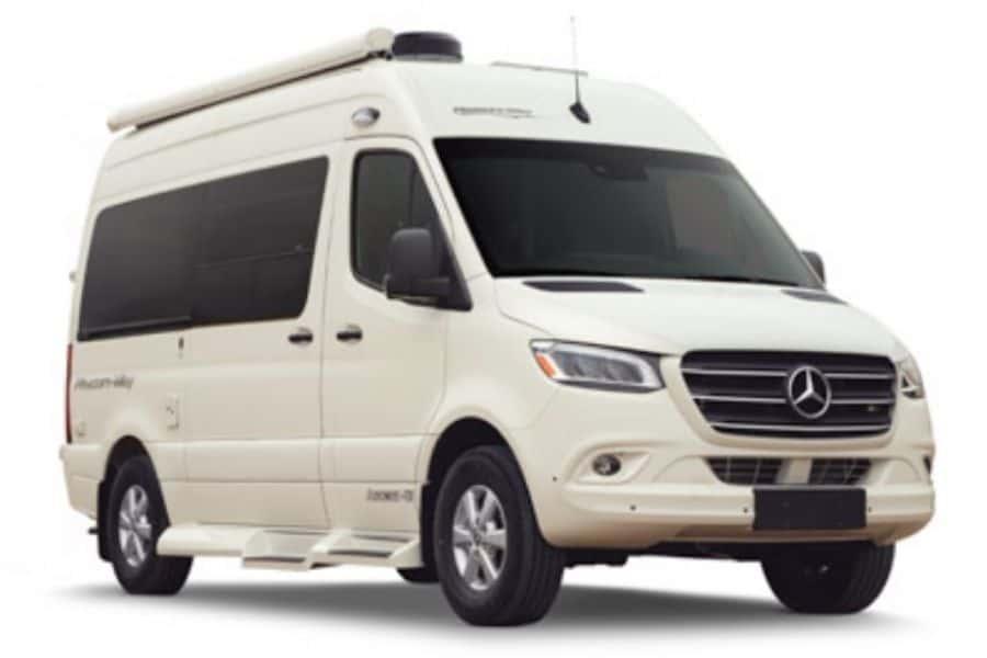 Best campervans with bathrooms #6: Pleasure-Way Ascent