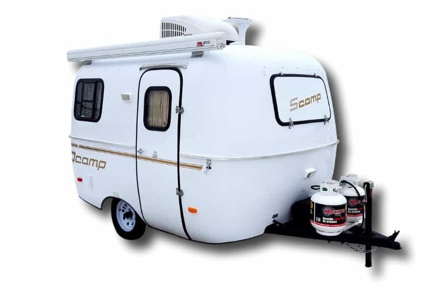 Scamp 13' Micro camper