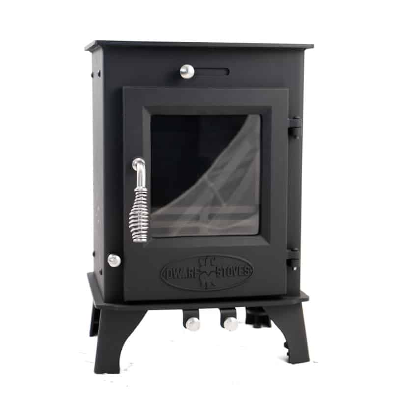 Small Dwarf 4k RV Wood Stove