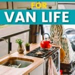 best ovens for van life