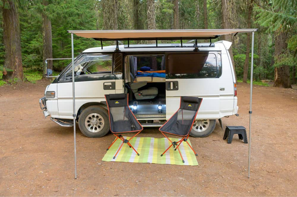 Our 8 Favorite Affordable Campervans Under $25K