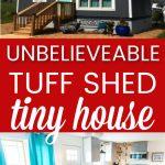 Tuff Shed tiny House