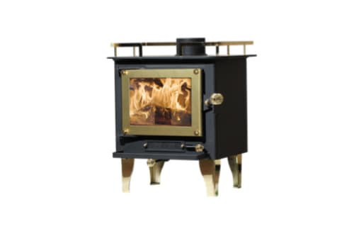 Grizzly Cubic Mini tiny wood stove