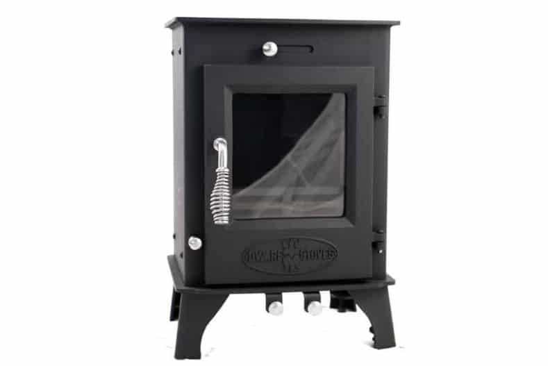 The Dwarf 4kw small wood stove