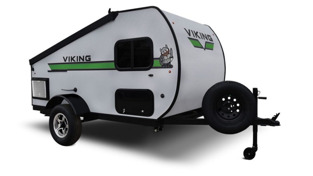 Small Viking pop up camper for sale