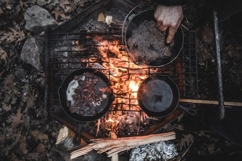 13 Awesome Campfire Cooking Tools You Need To Own