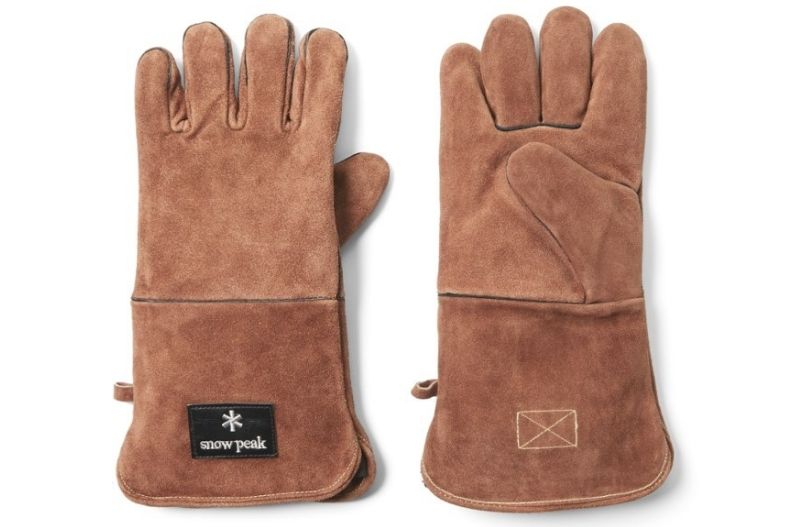 Fireside Gloves campfire cooking tool