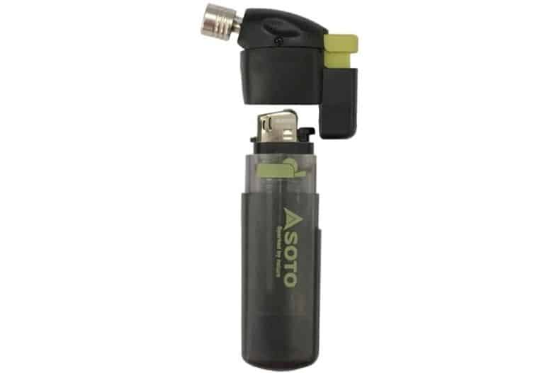 SOTO Pocket Torch campfire cooking tool