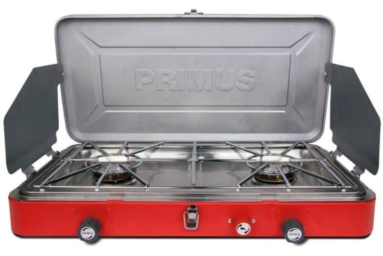 Primus brand 2 burner camping stove