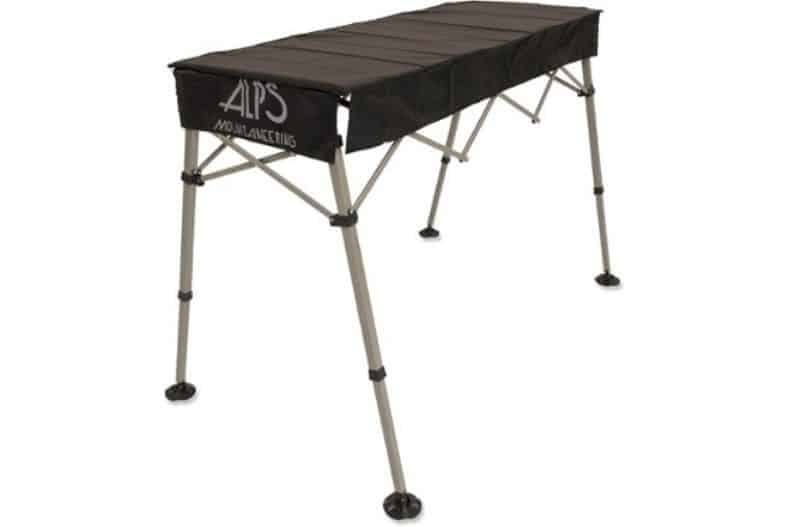 ALPS brand mountaineering table