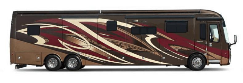 Best Class A Brand For Full-Time Living - Entegra Aspire PC Entegra Motorcoach