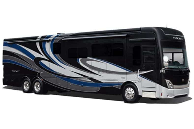 Best Class A Brand For Full-Time Living - Tuscany PC Thor Motor Coach