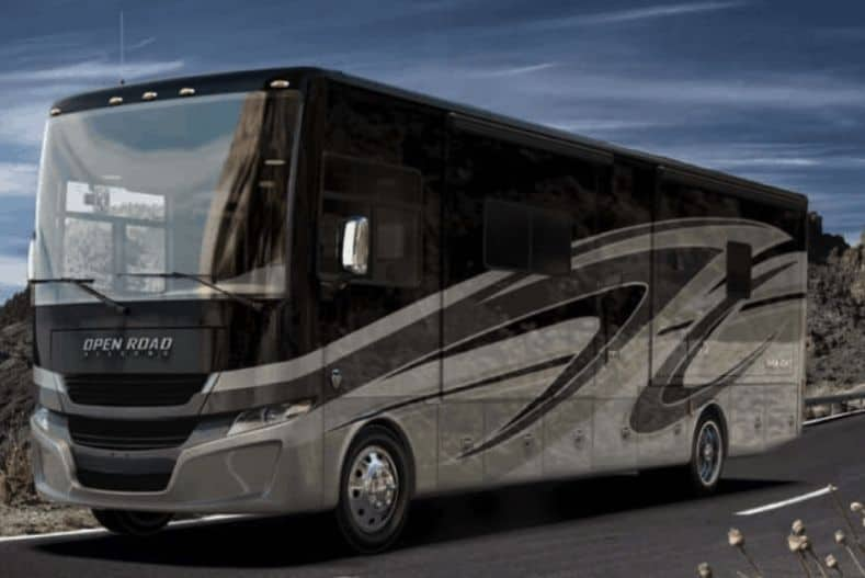 Best Class A Brand For Full-Time Living - Open Road Allegro PC Tiffin Motorhomes