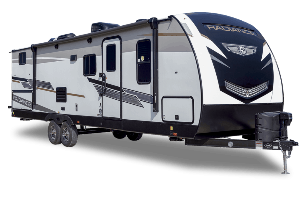 Radiance Travel Trailer with Two Bathrooms