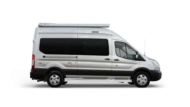 Pleasure Way's OnTour Ford Transit Camper