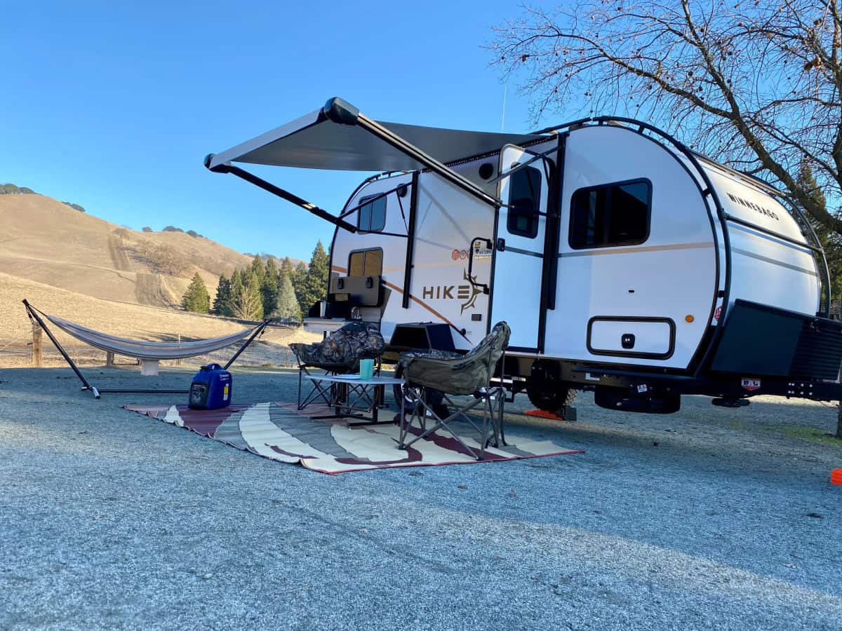 Rent a Travel Trailer! [$40 Off]