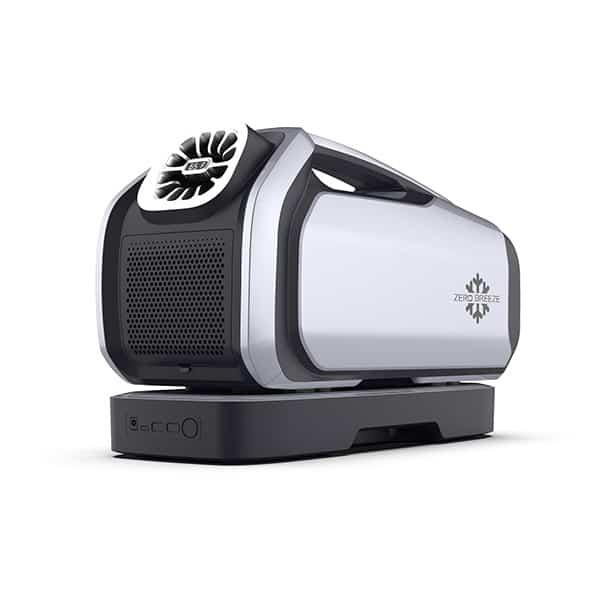 Zero Breeze portable campervan air conditioner