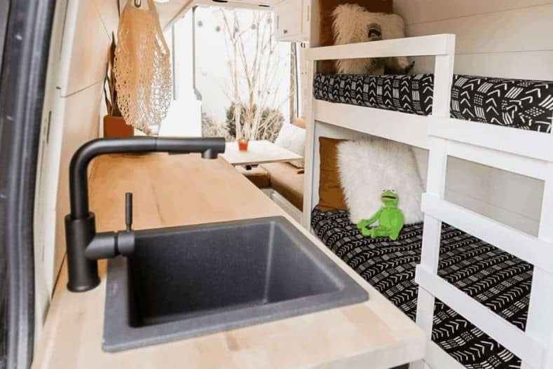 4 Cool Sprinter Van Bunk Beds And Where To Buy Them