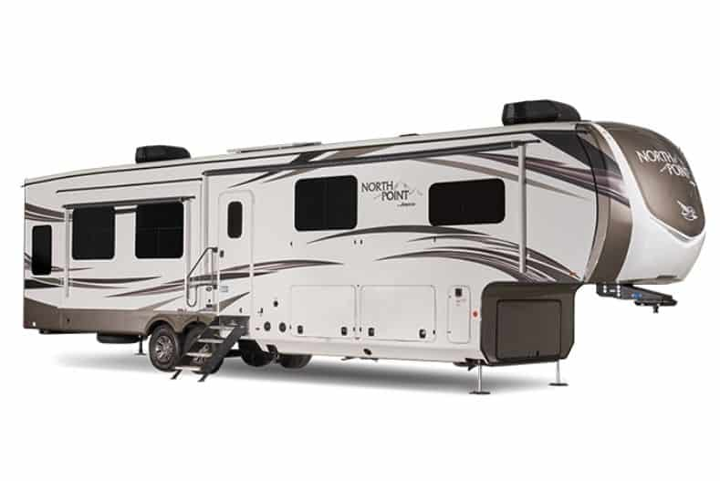 Jayco Northpoint exterior view