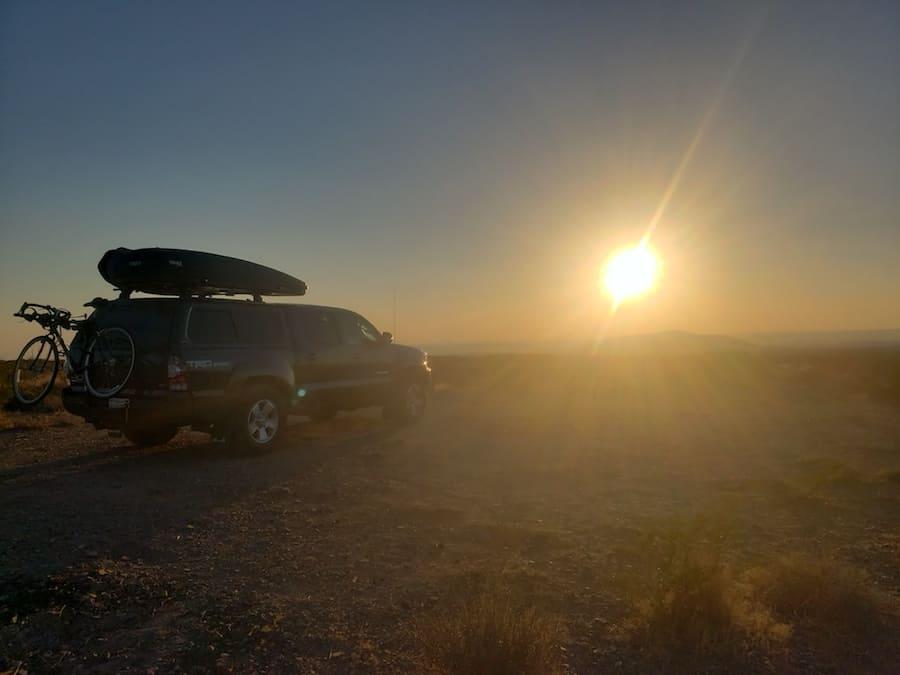 Sierra Vista Outside of Las Cruces, NM PC Tucker Ballister
