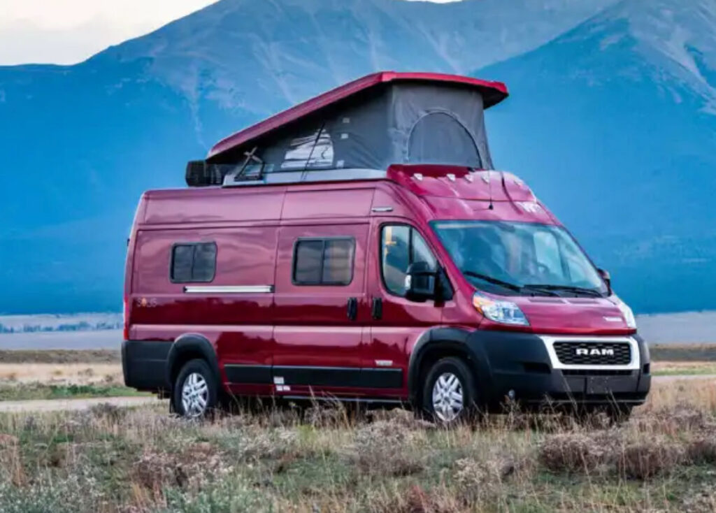 6 Pop Top Camper Vans You Have to See [Pros and Cons]