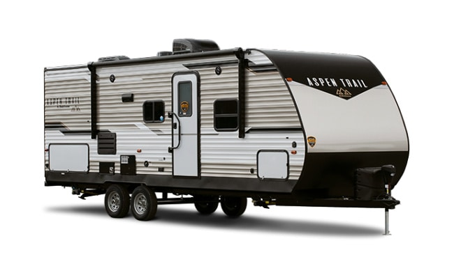 Dutchman Aspen Trail is a great RV for a family of 4