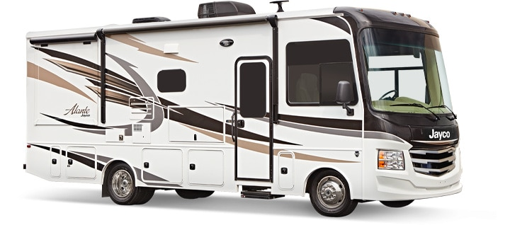 Jayco Alante best rv for family of 4