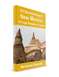 Boondocking Guides for Free Campsites!