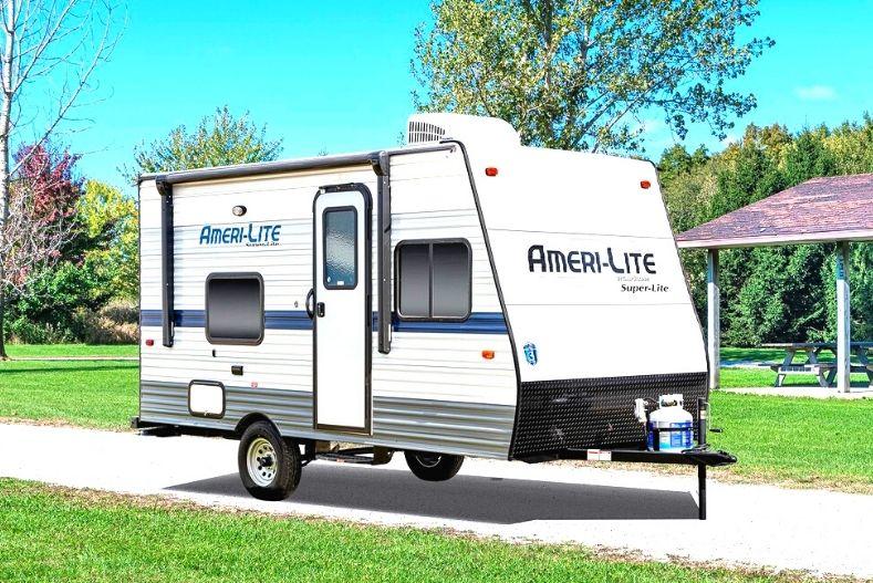 Gulf Stream Ameri-Lite Super Lite travel trailer exterior