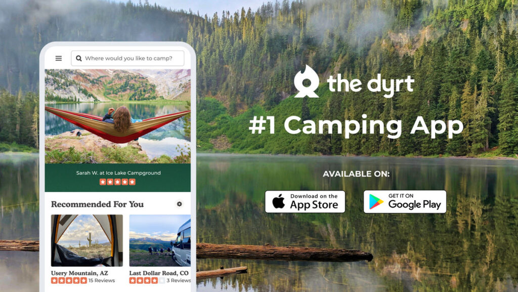 The Dyrt App Review: The Best Camping App? [90-Day Free Trial!]