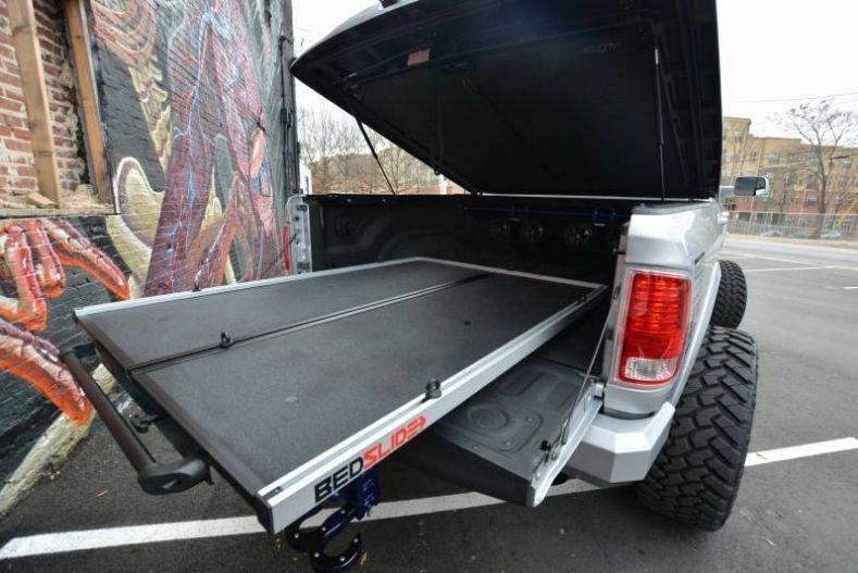 Bed Slide brand slide out camper shell bed platform