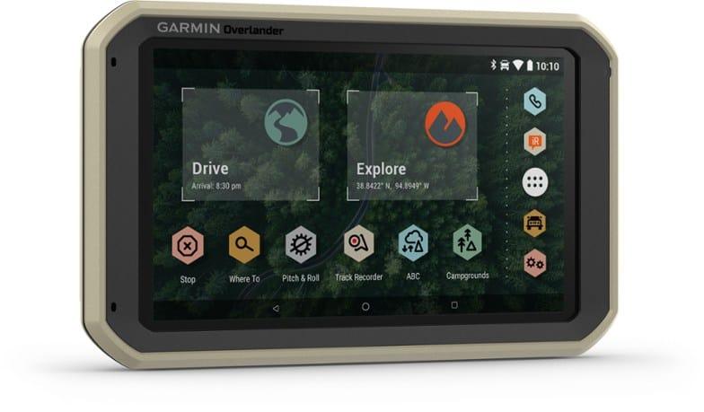 A GPS Navigation Device
