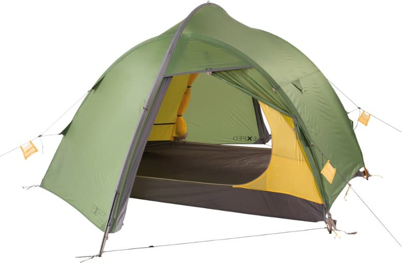 A Lightweight or Rooftop Tent